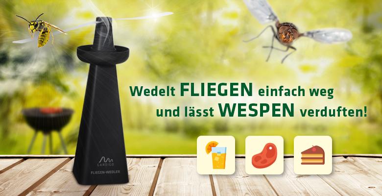 Fliegen-Wedler / Wespen-Verdufter